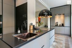 Wave Design, Kitchen Island, Modern, Table, Furniture, Home Decor, Island Kitchen, Trendy Tree, Decoration Home