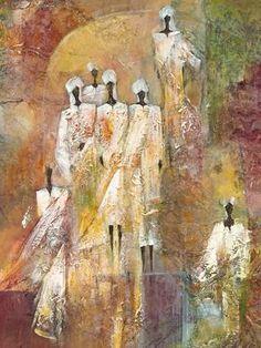 Sahara II Eduardo Jindani Art Print