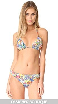 New Stella McCartney Iconic Prints Triangle Bikini Top online. Enjoy the absolute best in James Perse Clothing from top store. Sku cdki29652jpob64232
