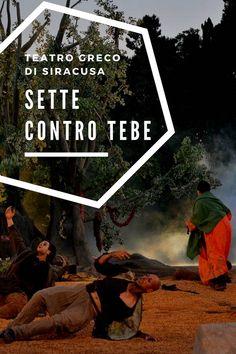 Sette contro Tebeal teatro greco di Siracusa - dovevado.net