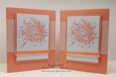 Kay Kalthoff is Stamping to Share with this Blooming with Kindness Card and Video. Perfect for the new stamper.