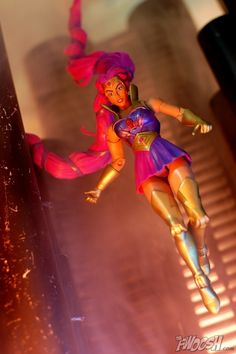 Entrapta by Matthew K at the Fwoosh!