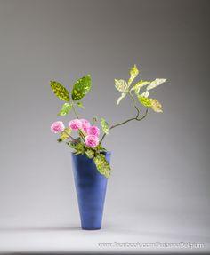 Ikebana - Floral Art : Ilse Beunen Photography : Ben Huybrechts  #ikebana