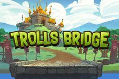 Trolls Bridge - Ganz spielerisch nähert sich Yggdrasil Gaming im neuen Spielautomaten #TrollsBridge den kleinen Fabelwesen, die dem Spieler zu wahrhaftigem Glück verhelfen. Neben einem ausgefeilten Gameplay und zahlreichen Feature bietet das Automatenspiel auch eine gute Grafik. https://www.spielautomaten-online.info/trolls-bridge/
