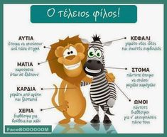 Ο τέλειος φίλος - Η ΔΙΑΔΡΟΜΗ ® Autism Activities, Kindergarten Activities, Educational Activities, Educational Psychology, School Psychology, School Lessons, Lessons For Kids, Emotions Preschool, Daughter Birthday Cards