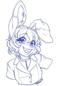 Cheery bunny