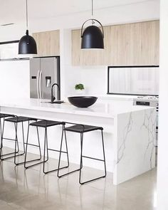 14+ Design Ideas for Modern and Minimalist Kitchen - lmolnar