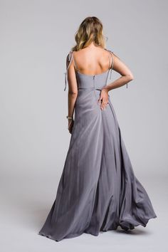 The Viper Gown by Leave Her Wilder. Bridesmaid gowns available online and ship internationally Bridesmaid Gowns, Viper, Leaves, Ship, Skirts, Free, Collection, Fashion, Moda