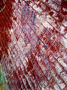 graffiti bricks