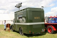 Austin Outside Broadcast Van BBC RXX 905 | Flickr - Photo Sharing!