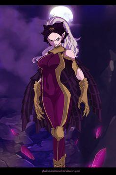 Fairy Tail 492 - Mirajane Alegria by Ghazwi-Mohamed.deviantart.com on @DeviantArt