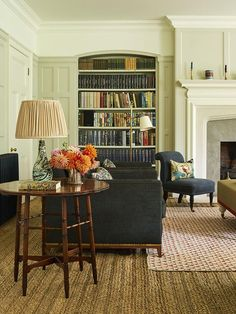An Edwardian home in London goes Arts and Crafts