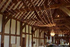 decorating a barn dance floor | Barn Lighting Chandeliers Dance Floor Lighting DIY Disco Fairy Lights ...