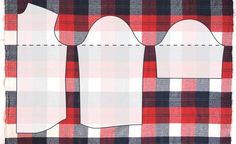 How to Match Plaids When You Sew   Sew Mama Sew   Outstanding sewing, quilting, and needlework tutorials since 2005.