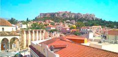 Greece: Athens on Tour – Eat Sleep Love Travel