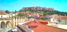 Greece: Athens on Tour – Eat Sleep Love Travel