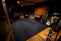 Red Door Sounds recording studio. My home would definitely need one of these! http:/www.BenVeraOfficial.com
