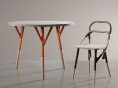 elise gabriel at galerie gosserez - designboom | architecture