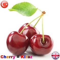     #cherry 🍒 = #kiraz     °•●•°     #okunuşu = Çerriy         i bought some cherry from the grocer = marketten biraz kiraz aldım     °•●•° °•●•°     #wordsenglish #englishwords #englishlearning #teacher #student #study #words #learning #translator #translate #dictionary #ceviri #cevirmen #sozluk #sozcuk #ingilizce #grammer #learn #teach #word #turkce #kelime #ogrenim #egitim #okul #school  #phoenixdictionary    
