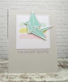 Die - Origami Crane