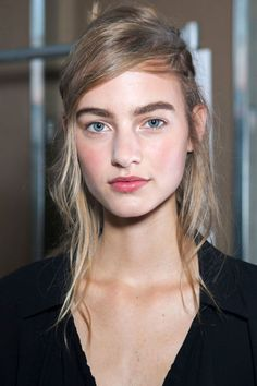 A look back at the 26 best beauty moments from NYFW Spring 2016 to inspire your makeup and hair this season: