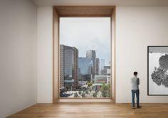 herzog & de meuron reveals stacked vancouver art gallery design