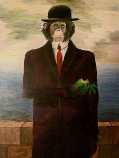 "Ape ""The Son of Man"""