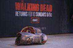 creatividads | Gran ambient para la vuelta de Walking Dead