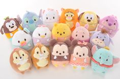 These are not tsum tsums. They are ufufys.