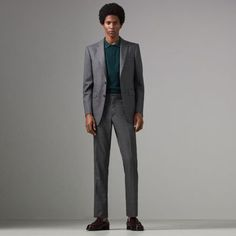 f01a28d2e9e A classically tailored suit cut in a modern fit with a half-canvas jacket  construction