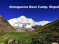 เนปาลหลังแผ่นดินไหว.....คงเสียใจ ถ้าไม่มา ::: Annapurna Base Camp (ABC) บนหิมาลัย ในฝัน - Pantip