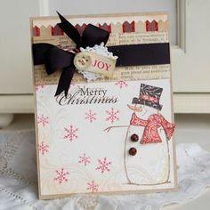 Betsy Veldman - Merry-Snowman