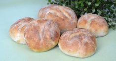 Aterialta jääneen perunamuusin leivon poikkeuksetta leipään. Tällä kertaa sämpylöihin. 12 kpl 5 dl maitoa 50 g hiivaa ...