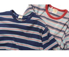 LEVIS VINTAGE CLOTHING STRIPED TEE | KIOSK 78 PROMOTIONAL CODE