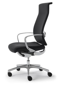 Pinnacle EX High Back, Fully Upholstered