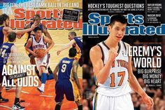 LINSECUTIVE!  first ny athlete ever to grace SI's cover in b2b weeks.  yeah baby!