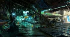 sci fi city in tree - Google Search