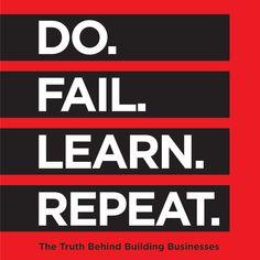 DO. FAIL. LEARN. REPEAT. Book Launch - Johannesburg