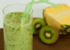 Tropical green smoothie recipe   Dairy free smoothies