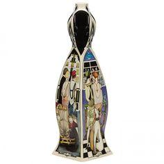 MANHATTAN CHARLESTON 262/18 Vase. Paul Hilditch