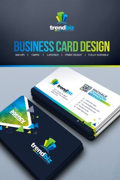 Business Cards Layout, Professional Business Card Design, Free Business Card Templates, Elegant Business Cards, Free Business Cards, Business Card Logo, Corporate Identity, Identity Branding, Corporate Design
