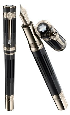 Montblanc Abraham Lincoln Limited Edition#FountainPen #Montblanc