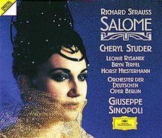 R. STRAUSS Salome - Sinopoli - Deutsche Grammophon