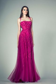Tony Ward Ready to Wear Spring/Summer 2014 Collection >>> love the colour