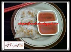 Choipan...dim sum yang satu ini rasanya yummy dinikmati selagi hangat dan disajikan bersama sousnya(3funky) Hi host CFW yg kece-kece, Memb...