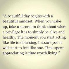 Mindfulness @Kate Mazur Mazur Mazur Mazur Ševo Alidina  ·  May 5 Have a beautiful day #mindset #wisdom #mindfulness