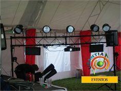 Alquiler de luces y sonido Bogotá