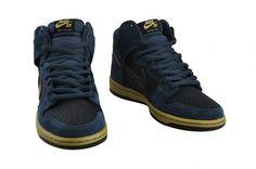 Nike SB Dunk High Classic Charcoal