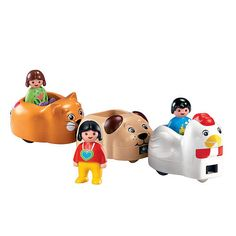 "Playmobil 123 Animal Train - Playmobil - Toys ""R"" Us"