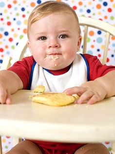 Age-by-Age Guide to Starting Solid Foods: Age: 8 to 11 months (via Parents.com)
